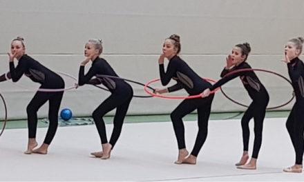 2 x Gold und 2 x Silber für Bentwischer Gymnastinnen