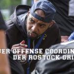 Neuer Offensive Coordinator für die Greifen