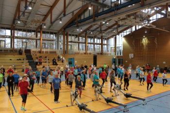 Über 100 Teilnehmer am Spiel- und Sportfest in Stralsund