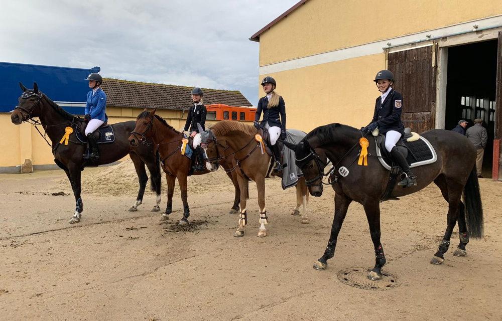 Junge Dressurreiter stark im Albedyll-Finale in Prussendorf