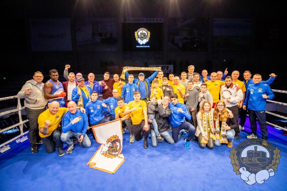 Neue Kämpfer, neue Regeln: Traktor-Boxer starten Mission Titelverteidigung