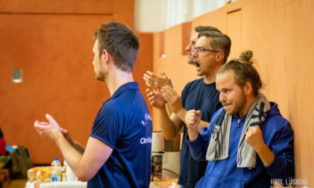 Emotionen, Leidenschaft, Zusammenhalt: Tischtennis in Greifswald