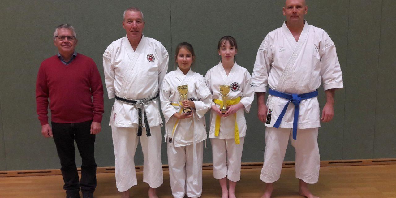 Karatekids mit dem Nachwuchspreis geehrt
