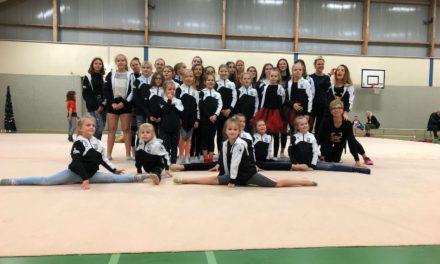 Gelungener Jahresausklang der FSV Gymnastinnen