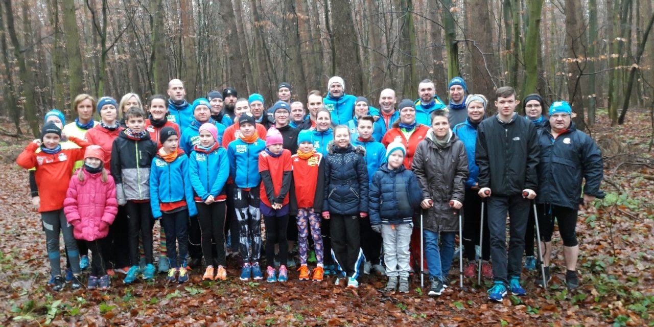 Gänsebratenbauchweglauf mit Deutschem Meister im Starterfeld