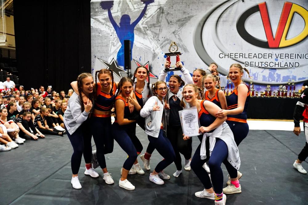 Rostock Griffins - das Danceteam an der Seite der Rostock Griffins | Cheerleading aus Rostock