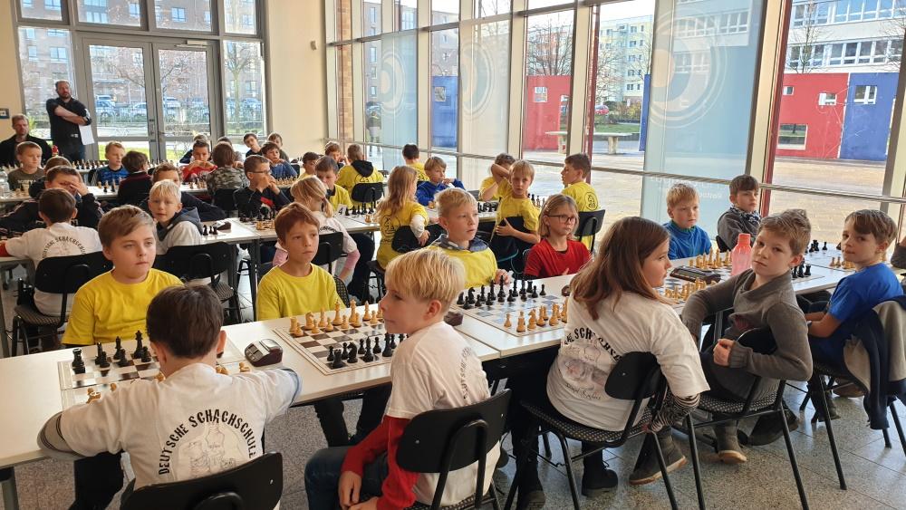 Rostocker Teams beim Schulschach-Cup erfolgreich