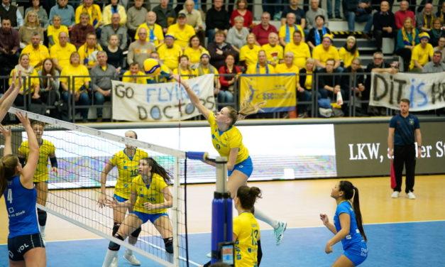 Tickets fürs Europapokal-Achtelfinale des SSC