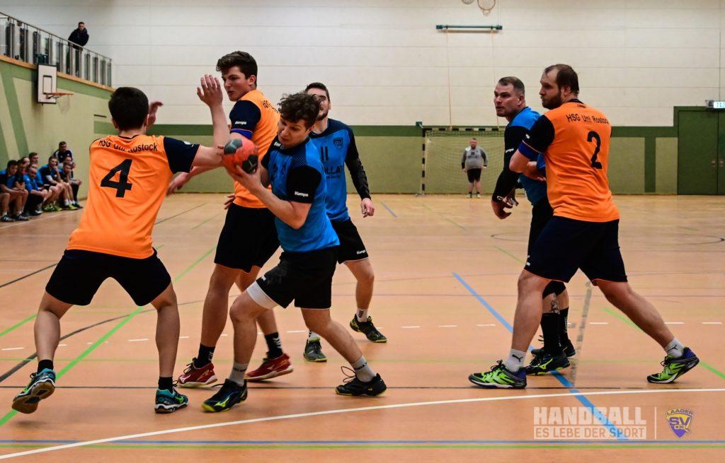 Laager SV 03 Handball Männer - HSG Uni Rostock