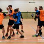 Laager SV 03 – HSG Uni Rostock 21:21 (13:9)