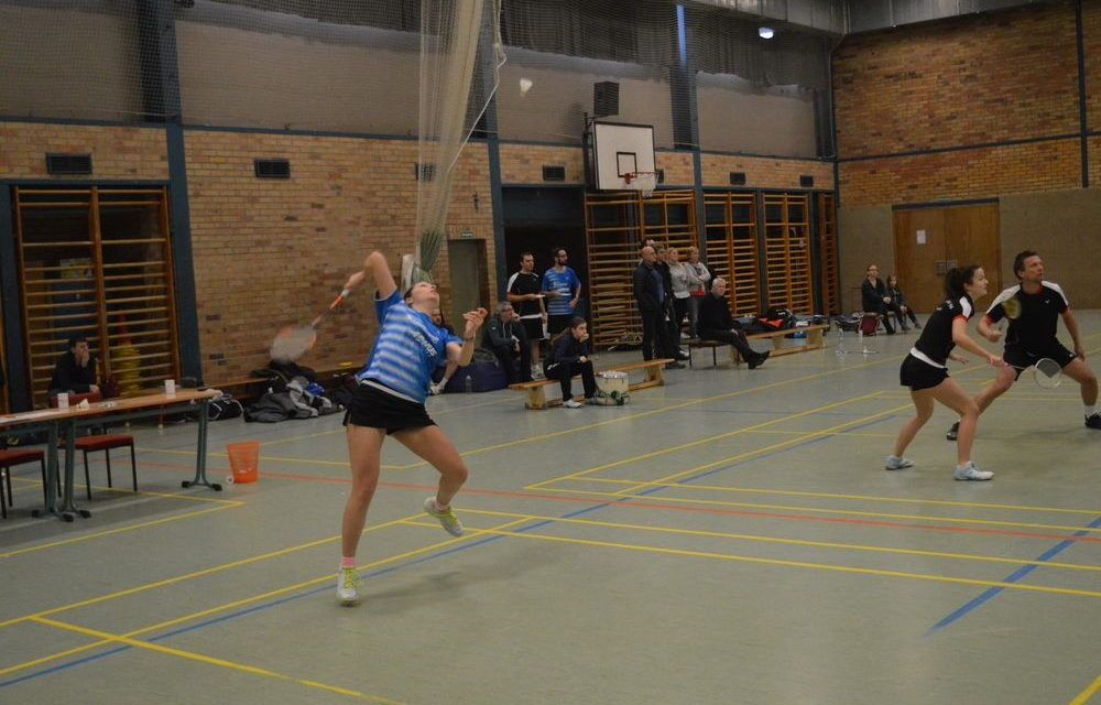 Das große Finale der Badminton-Landesliga