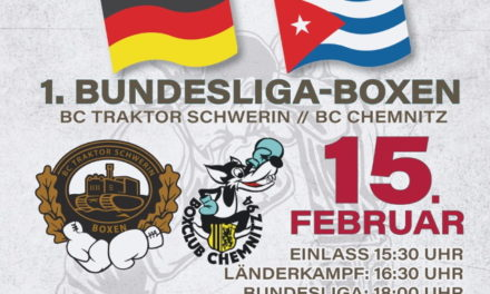 Box-Gala: Länderkampf plus Bundesliga in Schwerin!