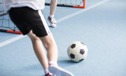 """Großes Interesse am Projekt """"Sport statt Gewalt"""""""