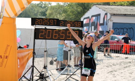 Anmeldebeginn für den 2. Triathlon Stralsund
