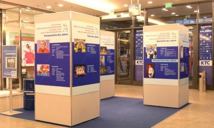 """Foto-Ausstellung """"Sportler des Jahres 2019"""" im KTC"""