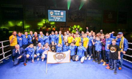 Traktor-Boxer schlagen Rekordmeister Velbert