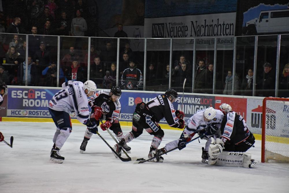 Foto: Susann Ackermann, Rostocker Eishockey Club - Piranhas