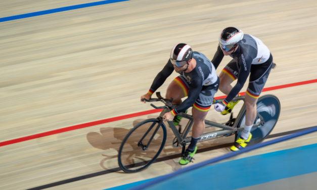 Para Radsport: Wichtiges Kräftemessen auf dem Weg nach Tokio