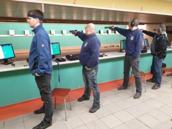 Über 11 Kreismeistertitel 2020 konnte sich die Schweriner Schützenzunft freuen. Foto: Ausrichter