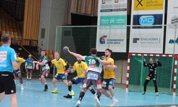 Handball: Mecklenburger Stiere Schwerin mit 32:29 Sieg