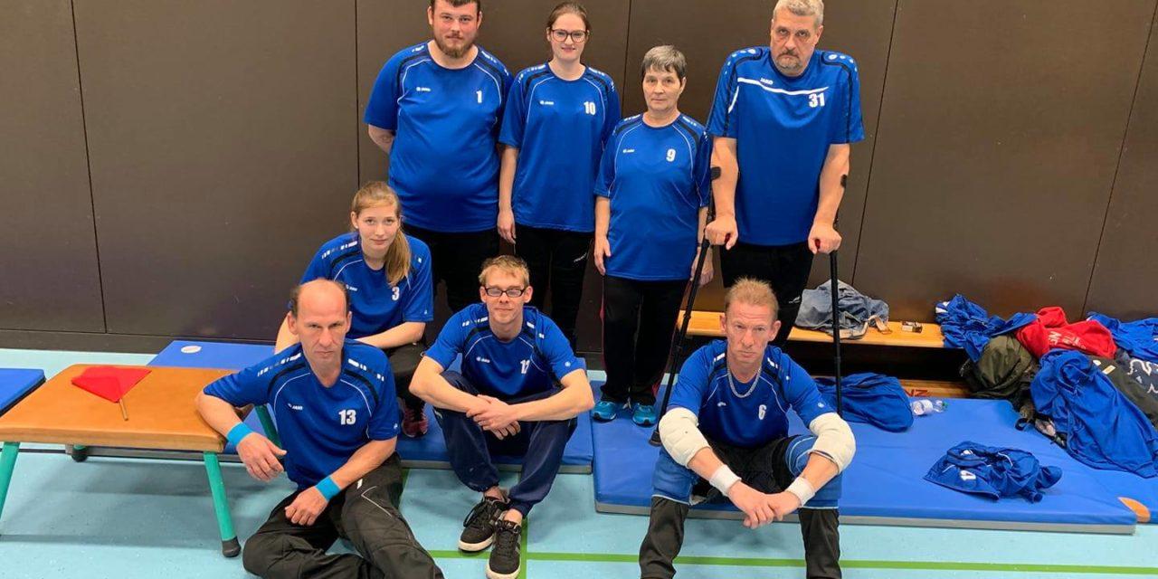 Internationales Sitzballturnier geht in die 29. Auflage