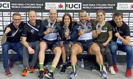Para Radsport: Förstemann und Kruse rasen zu Bronze