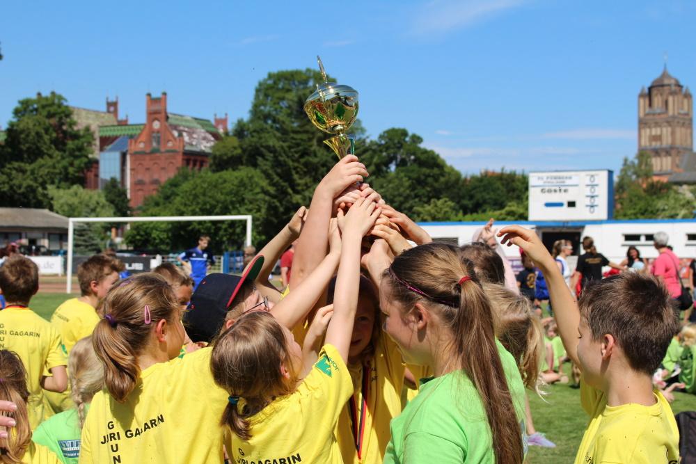 Startschuss für die 8. Kinder- und Jugendsportspiele im Landkreis Vorpommern-Rügen