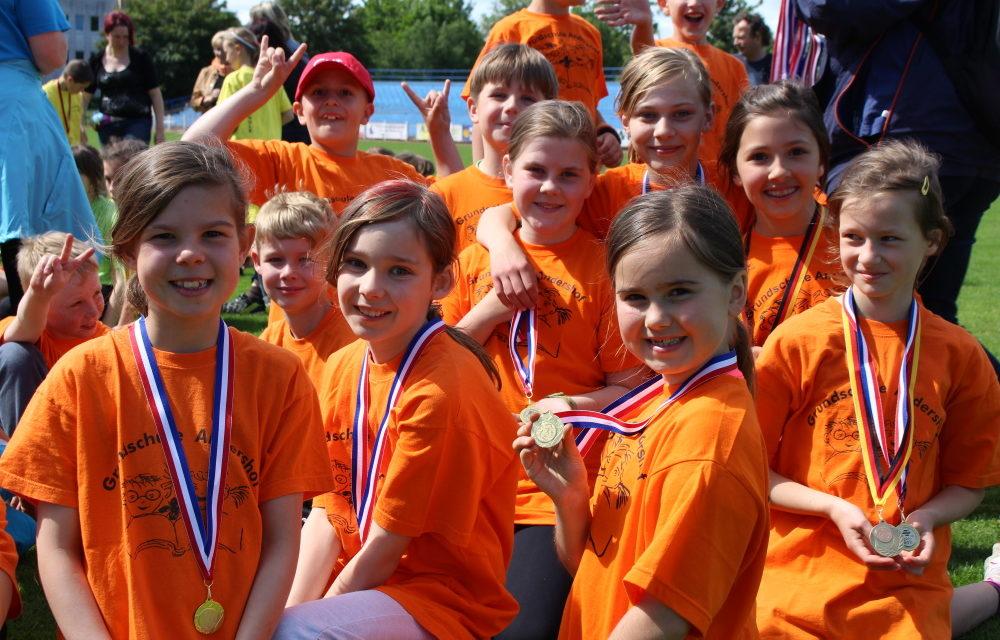 Startschuss für die 8. Kinder- und Jugendsportspiele in Vorpommern-Rügen