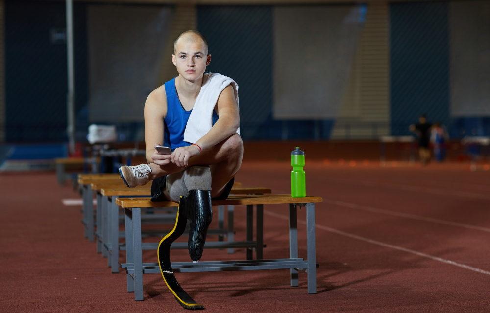 """Paralymnix 2020"" statt Paralympics"