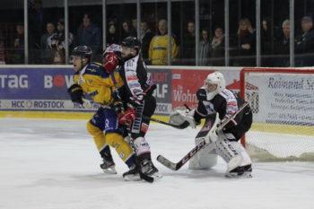 Die Prianhas des Rostocker Eishockey Club e.V. sind am Freitag und Sonntag wieder gefordert