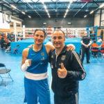 Sarah Scheurich siegt zweimal für deutsches Frauen-Boxteam