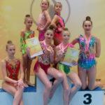 Fünf Medaillen für Schweriner Gymnastinnen beim Berliner Diadem Cup