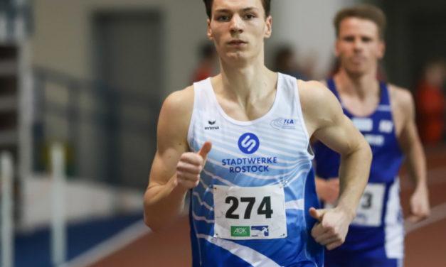 Timo Liedemit wird Norddeutscher Meister