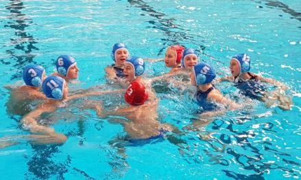 Rostocks U14 Wasserballer wollen Meisterschaftsmedaille