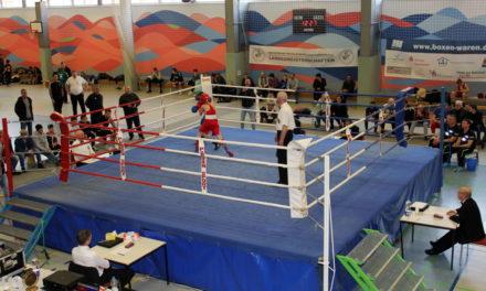 Landesmeisterschaft des Boxverbandes MV