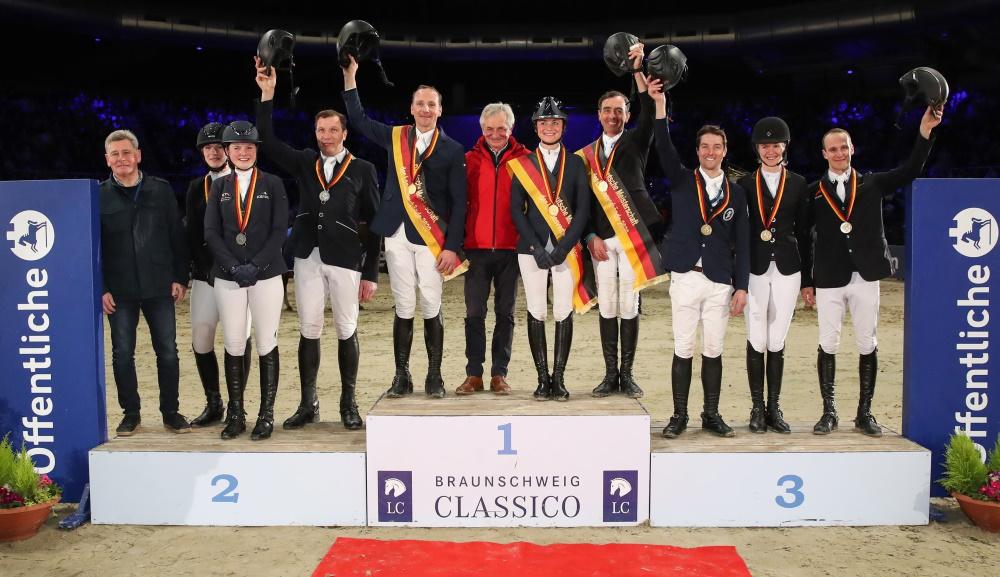 Bronze bei der Deutschen Meisterschaft der Landesverbände