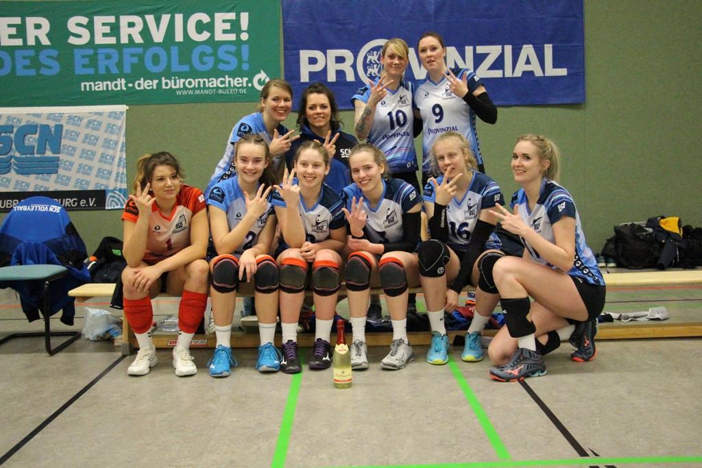 Foto: © SC Neubrandenburg, Abt. Volleyball