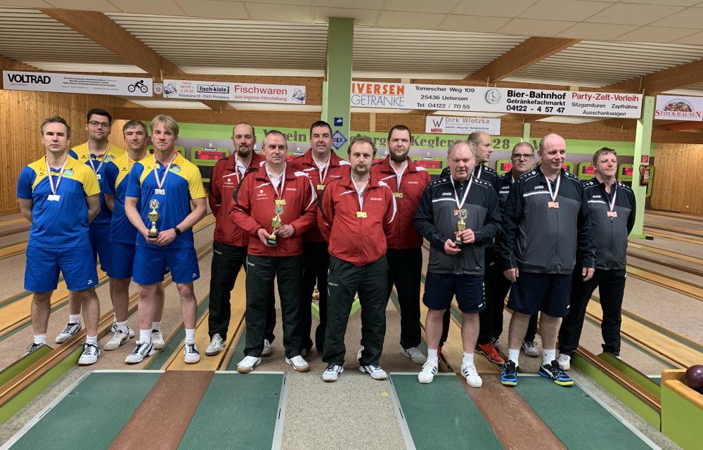 Hammerfinale um Landesmeistertitel