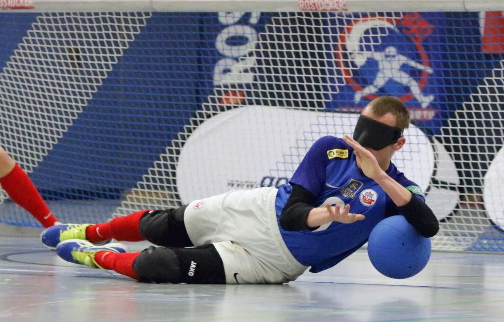 Goalballer wollen zu Hause an die Tabellenspitze