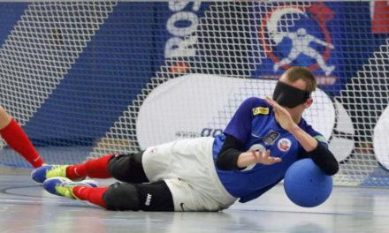 European Grand Prix im Goalball