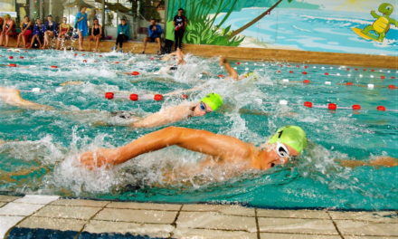 Kaderathleten dominierten 14. LVM-Versicherung Swim&Run