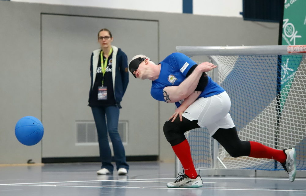 Goalball: Bundesliga-Spieltag in der OSPA Arena ausgesetzt