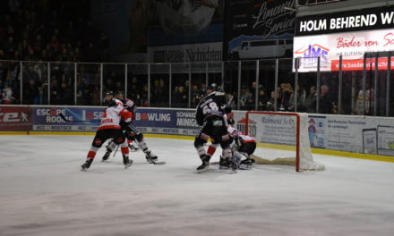 Piranhas auf Fuchsjagd in Pre–Playoffs