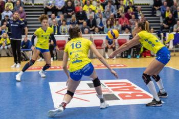 SSC Team | Volleyball Bundesliga - Foto: Eckhard Mai
