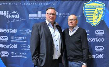 Norbert Henke ist neuer Sportlicher Leiter und künftig Trainer der Mecklenburger Stiere.  Foto: Barbara Arndt