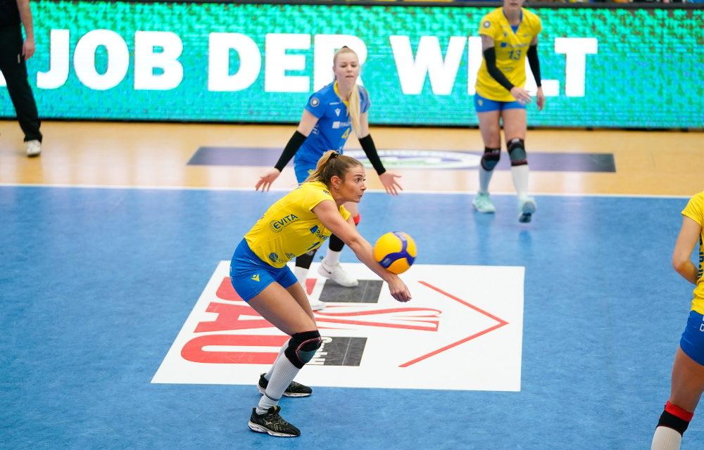 Top-Scorerin Gréta Szakmáry bleibt beim SSC