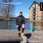 350 Läufer starten digital in den Frühling