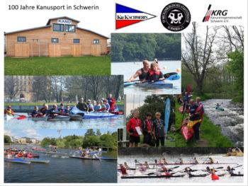 Collage der Schweriner Vereine