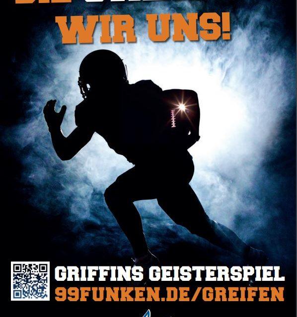 Neues GRIFFINS Crowdfunding – Die Greifen wir uns