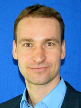 Bastian Dankert - LFV-Geschäftsführer und Leiter des Coronakrisenstabs. Foto:  © LFV MV